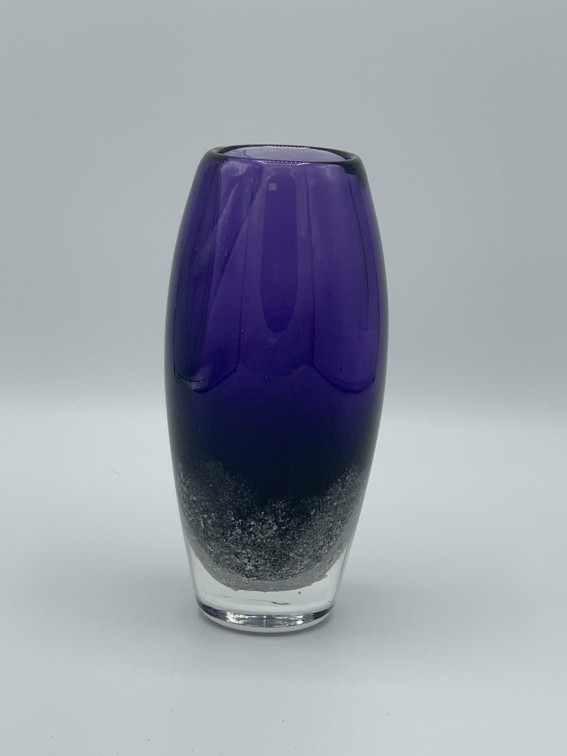 Ashes to glass art , glass art with ashes